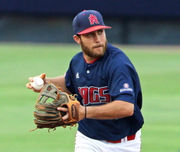 South Alabama's Drew LaBounty, whose career ended due to eye injury, selected in MLB draft