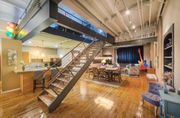 Chic loft in the bustling Warehouse District: Cleveland's coolest Airbnbs (photos)