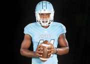 Football Player of the Year top 10: Sincer'e Dent of Muskegon Mona Shores