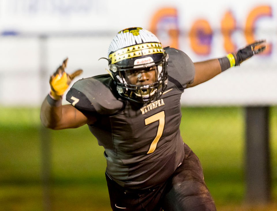 Wetumpka 69 Spanish Fort 41 Indians Rush For 460 Yards Force 6