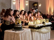 Staten Island nightlife: Scenes from Victoria's 'Sweet 16' soiree with meaningful masquerade theme