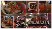 Ninja City: Creative Asian cuisine, comic book flair (review)