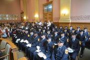 Jersey City welcomes 37 new firefighters