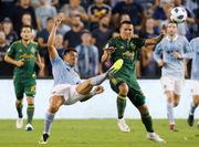Portland Timbers fall 3-0 to Sporting Kansas City for third-straight loss