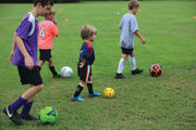 Future of soccer plays out on Covington fields
