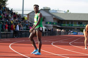 Malaria couldn't stop Francine Niyonsaba, who takes on Caster Semenya in the Prefontaine Classic 800