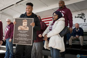 Scenes from Saquon Barkley Day in his hometown of Coplay