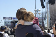 March For Our Lives: Massachusetts teachers, students make voices heard in Washington