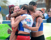 'The rougher it is, the better' for Ocean City team who won lifeguard race (PHOTOS)