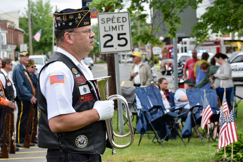 Easthampton Memorial Day 2018