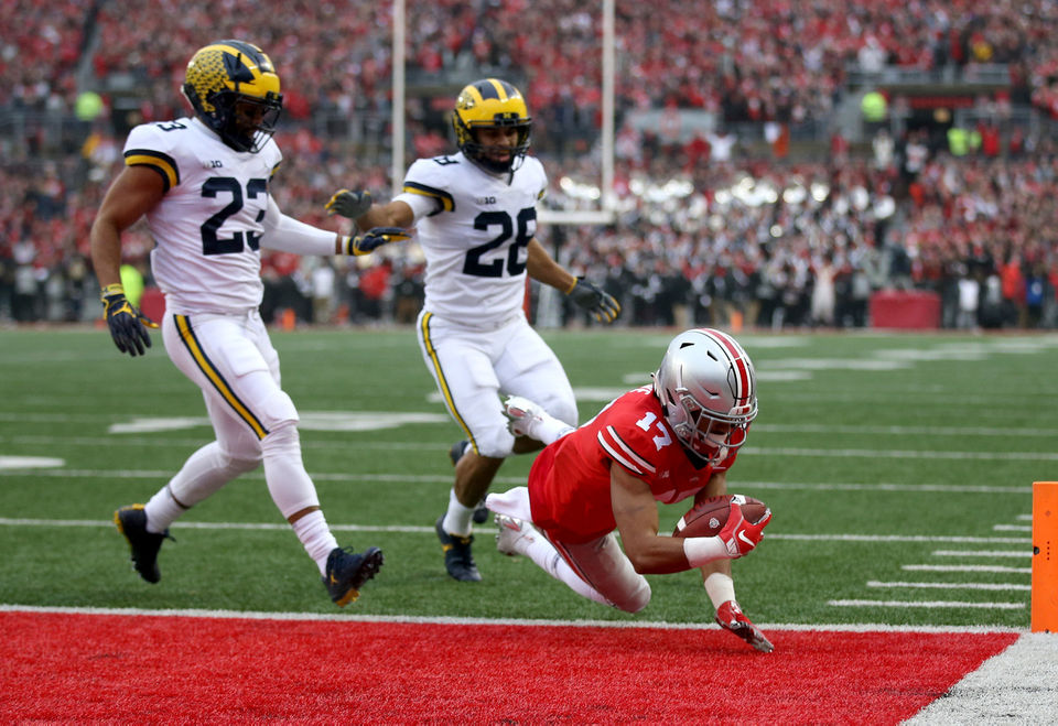2018 finally has a college football playoff debate and ohio state
