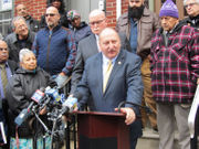 No mercy for ex-Allentown mayor Ed Pawlowski. Judge hits hard on prison sentence