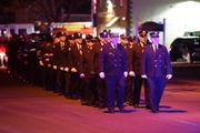 Fireman's service held for Central Jersey firefighter, teacher
