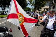 Veterans march through Harrisburg to celebrate American Legion 100th anniversary
