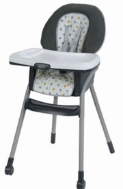 Graco is recalling 36,000 highchairs that pose a fall risk to babies