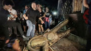 Protesters topple Confederate statue on UNC Chapel Hill campus during rally