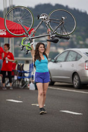 More than 9,000 cyclists show for Providence Bridge Pedal's 23rd year