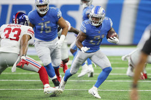 In: LeGarrette Blount, Kerryon Johnson, Theo Riddick, Ameer Abdullah, Nick Bellore (FB) Out: Zach Zenner, Dwayne Washington Injured: Nick Bawden Change: None Breakdown: The Lions started Ameer Abdullah against the Giants, perhaps showcasing him  for a possible trade. It didn't go great. Abdullah carried the ball on the first two plays of the game, gaining 3 yards on the first and then fumbling on the second to set up a third-and-long. He finished with three touches for 5 yards and also muffed a kick. At this point, it's difficult to see the Lions getting more value in a trade than they would by just having Abdullah on the roster. He can back up LeGarrette Blount and Kerryon Johnson in the running game, plus has enough athleticism to replace Theo Riddick's role in the passing game.