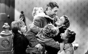 "Frank Capra's ""It's a Wonderful Life"" based the fictional town of Bedford Falls on Seneca Falls, N.Y. The 1946 holiday movie, starring James Stewart, is streaming on Amazon Prime Video and will air on TV Christmas Eve."