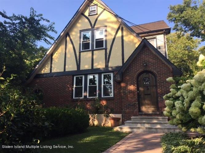 Staten Island Home of the Week: Brick-and-stucco Tudor, St.
