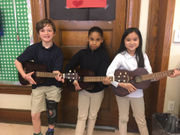 More than just music:Springfield elementary schoolstudents learn to play the ukulele (video, photos)