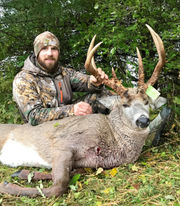 Crossbow hunting: Upstate NY deer hunters bagging some big bucks (reader photos)