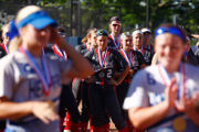 Hempfield softball scores 4 unanswered runs to beat Parkland in state final