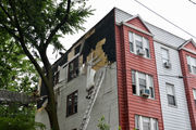 One storm, two homes struck by lightning in North Jersey (PHOTOS)