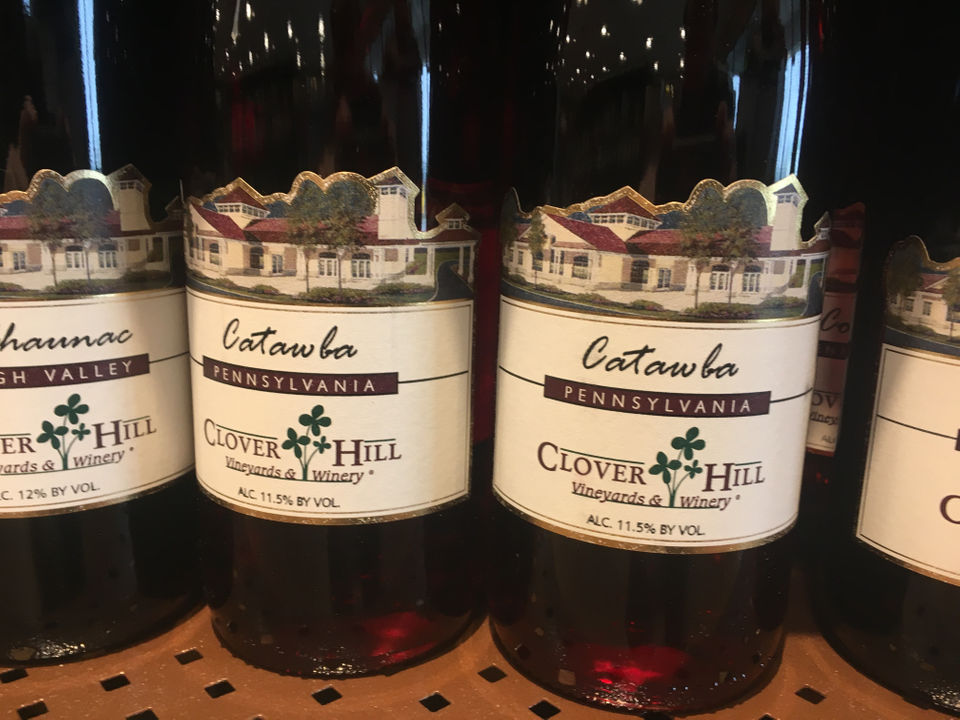 Top sales of Pa  wines in Fine Wine & Good Spirits stores