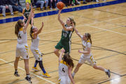Saginaw-area girls basketball roundup: Freeland rolls over rival Swan Valley
