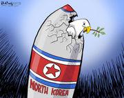 Editorial cartoons for June 17, 2018: Trump-Kim summit, immigrant children, trade tiffs