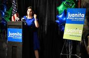 Juanita Perez Williams concedes Democratic primary for Congress