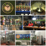How did beer judges like the brews at first 3 finalists in Cleveland's Best Brewery contest? Fat Head's, Avon Brewing, Sibling Revelry visits