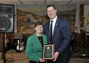 Seen@ The John Boyle O'Reilly Club's 2018 Irish Person of the Year celebration