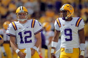 A look at every quarterback signee and transfer for LSU since 2000