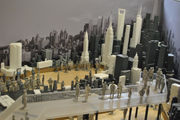 Frank Gehry, Thomas Krens combine architecture with model trains in proposed museum
