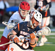 What channel is Syracuse lacrosse vs. Cornell on? TV, live stream (NCAA Tournament)
