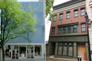 Easton building's layers of history, hidden for decades, now reemerge