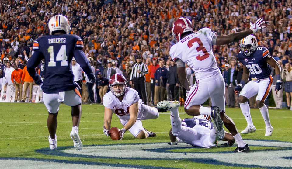 Alabama slips into playoff, beating Ohio State for final spot