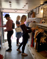 Boutique trucks cruise Cleveland with on-trend, affordable fashions: Cleveland Flea