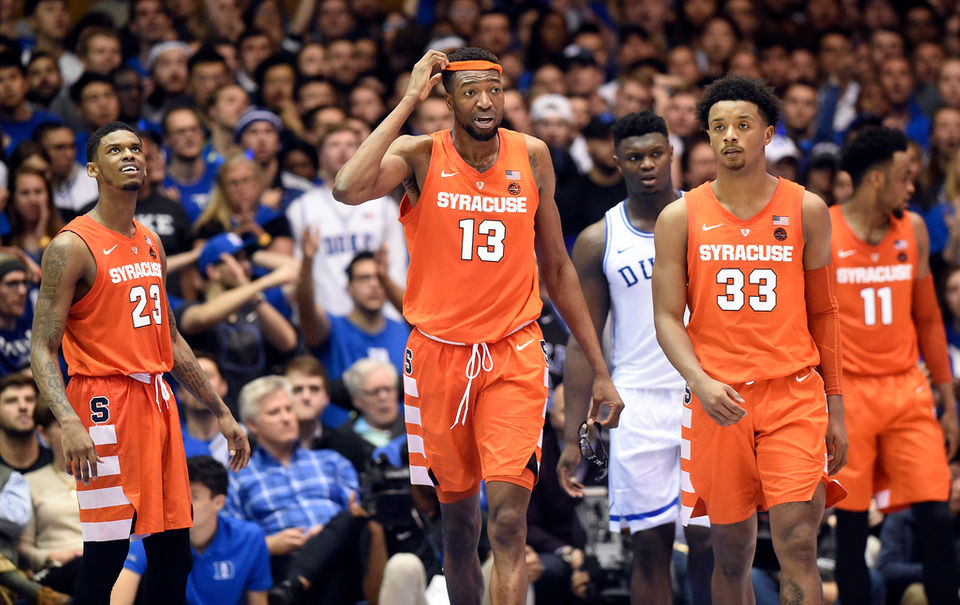 Syracuse Basketball Vs Pittsburgh 10 Things To Watch For