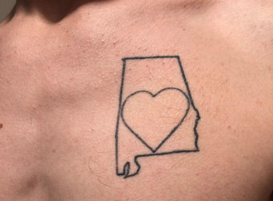 Alabama Tattoos Symbolize More Than Southern Pride Al