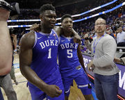 NBA Draft 2019: Zion Williamson, R.J. Barrett, Ja Morant - First-round picks will be on display in NCAA Tournament
