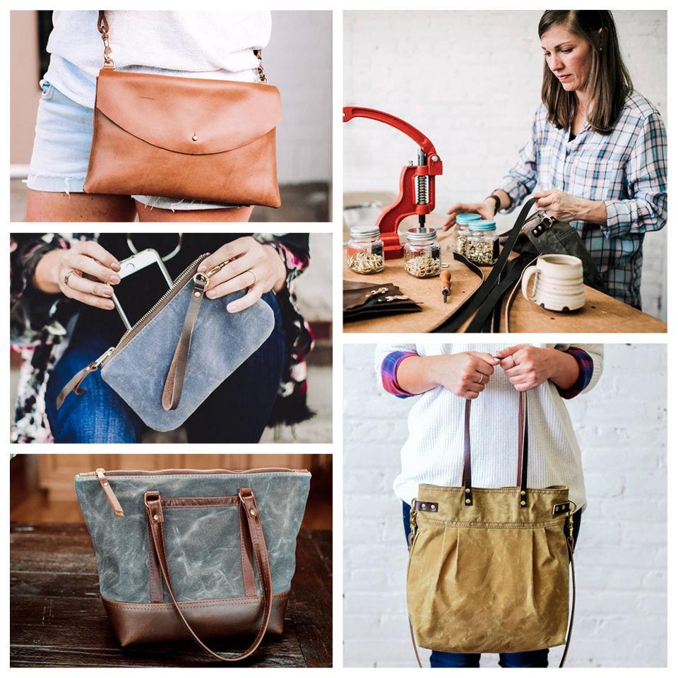 Bay Village designer made bold moves to create Ellie Jane Handmade Bags