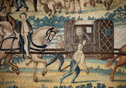 Propaganda and power pervade Valois renaissance tapestries at Cleveland Museum of Art