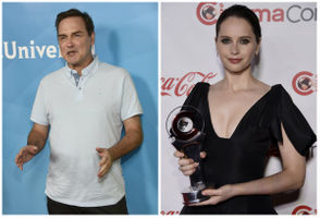 Birthday wishes go out to Norm MacDonald, Felicity Jones and all the other celebrities with birthdays today. Check out our slideshow below to see more famous people turning a year older on October 17th. -Mike Rose, cleveland.com