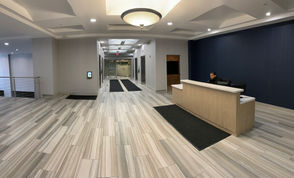 New owner Asher Zamir is investing $6 million in upgrades to One Park Place, one of Syracuse's biggest office buildings.