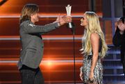 ACM Awards 2018: Carrie Underwood a winner in 1st TV appearance since facial injury