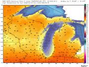 Michigan's weekend weather: Not too bad, except...