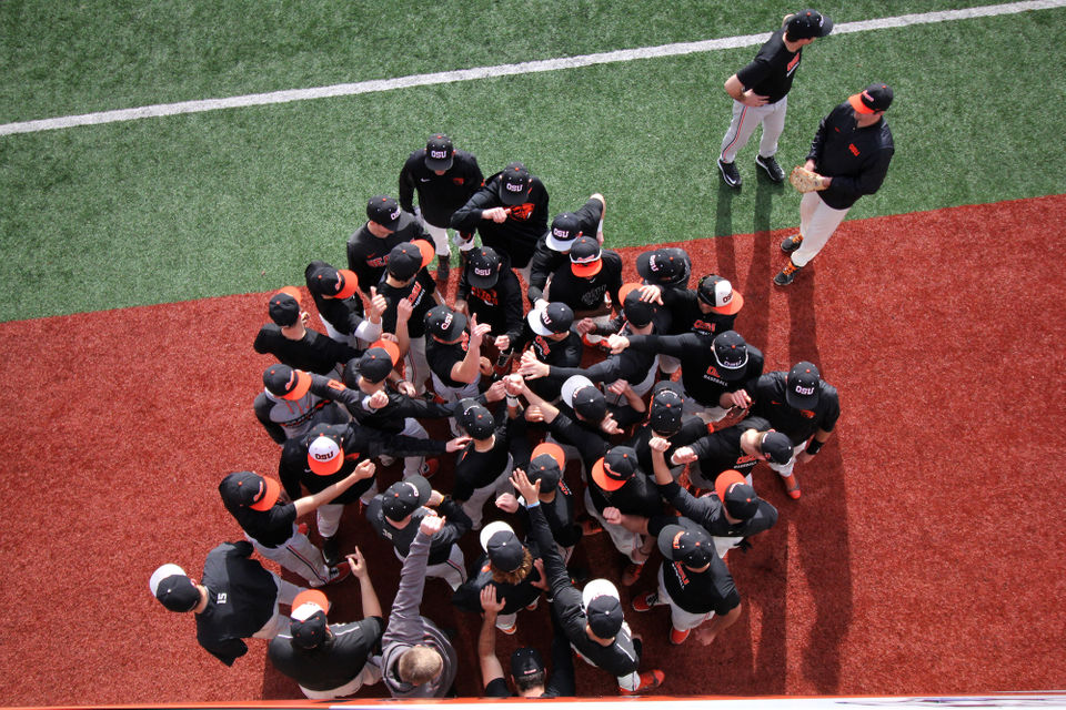 Oregon State baseball opens Pac-12 play with 4-3 victory at Cal